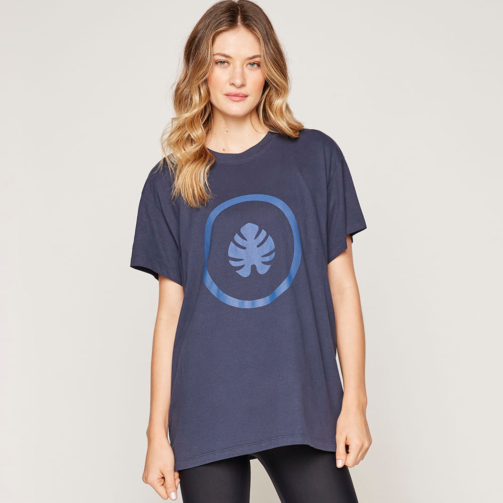 Camiseta Venice AZUL