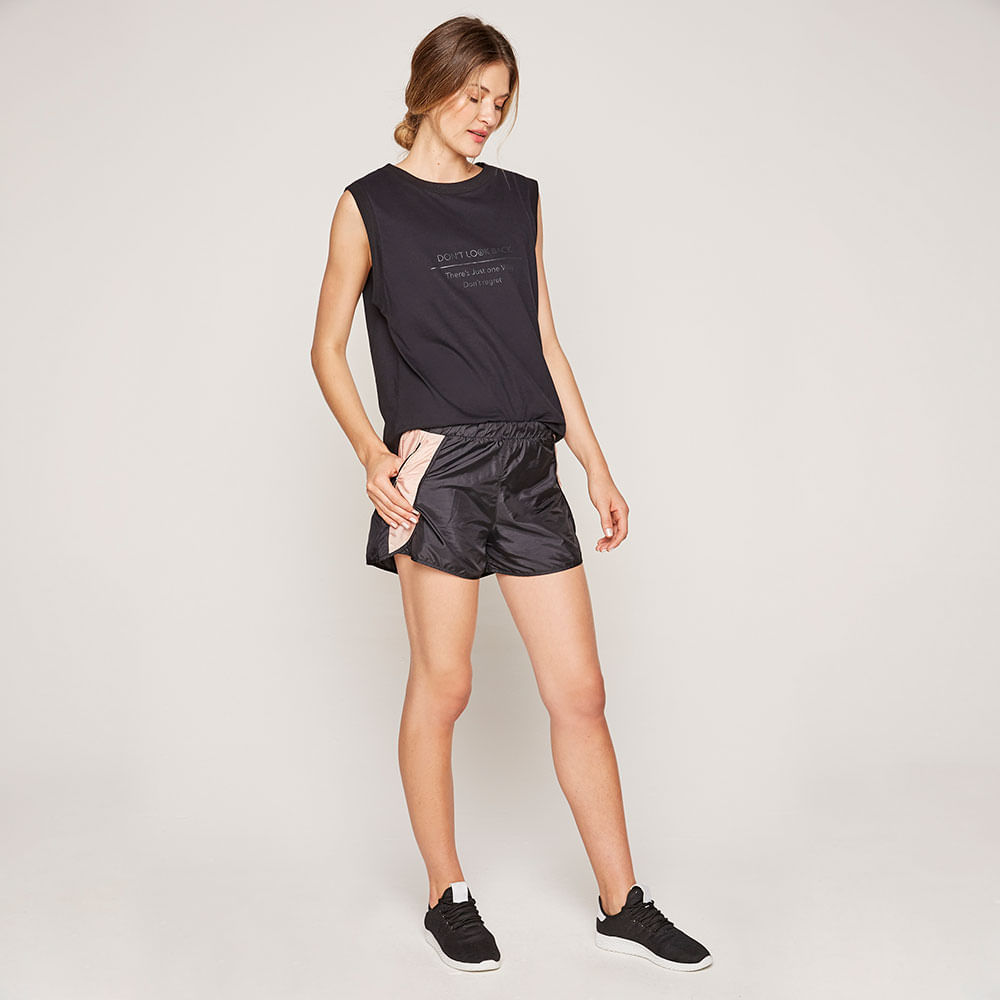 SHORTS-BLOCK-PRETO--ROSE
